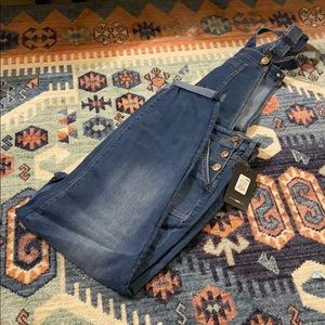 Fashion Nova Jeans - Fashion Nova Denim Overall